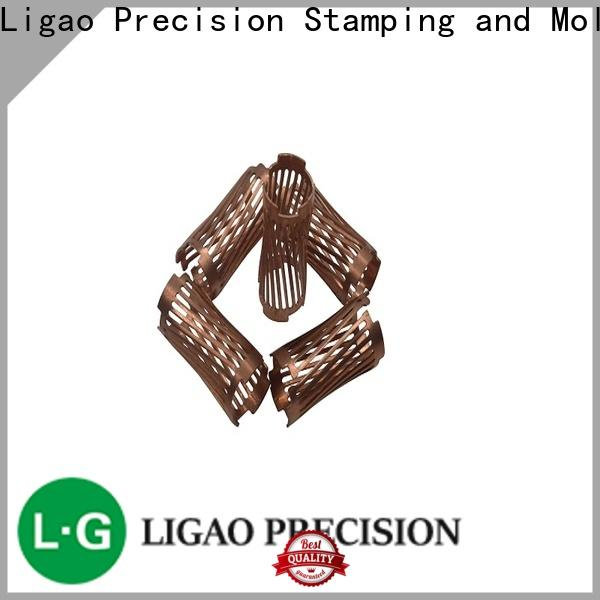 Ligao Custom stamping press factory for shield case