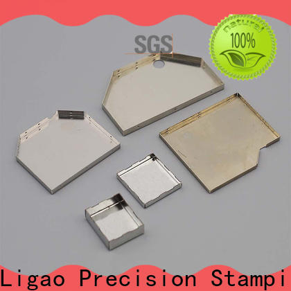 Ligao Wholesale custom metal stamping blanks manufacturers for screening can