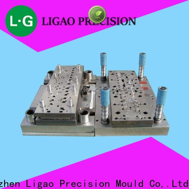 Ligao Top custom metal die factory for wire cutting machines