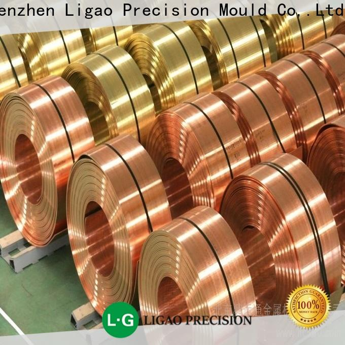 Ligao precision metal stamping die design for business for screening can