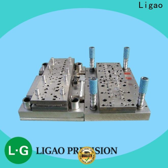 Ligao separate metal stamping industry factory for CNC machine tools