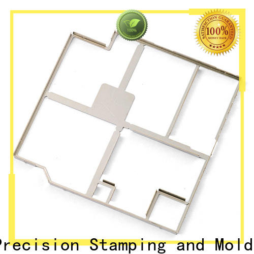 New metal stamping supplies stamping factory for shield case