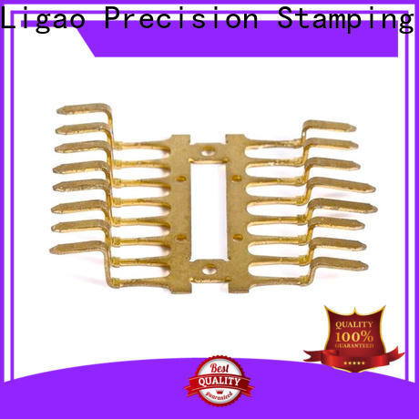 Ligao High-quality metal stamping parts manufacturers factory for equipment