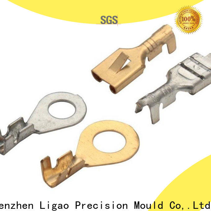 Ligao spring what is metal stamping company for screening can