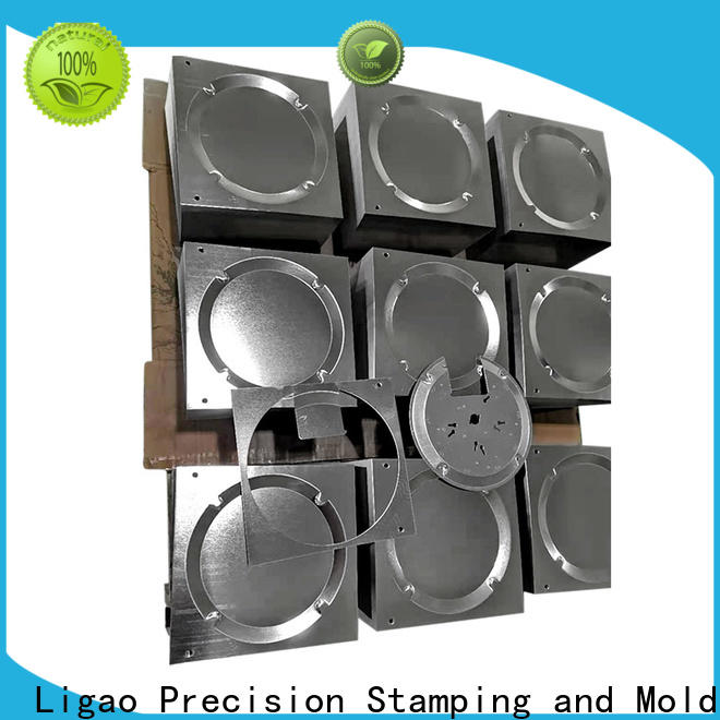 Wholesale metal stamping parts steel company for screening can