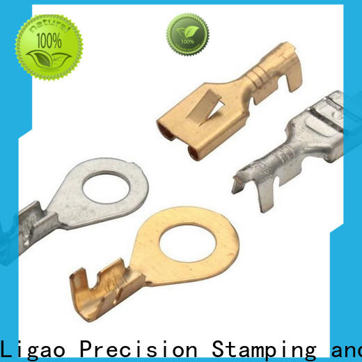Ligao beryllium stamping parts factory for equipment