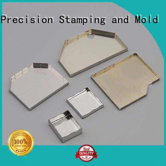 High-quality metal stamping machine manufacturers torsion company for shield cap