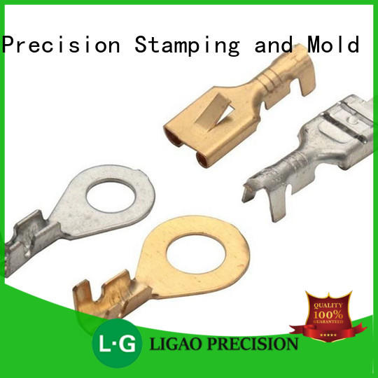 Ligao High-quality metal stamping supplies company for shield case