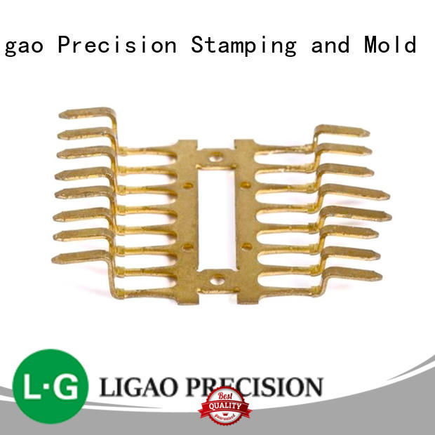 Ligao Top stamping products company for equipment