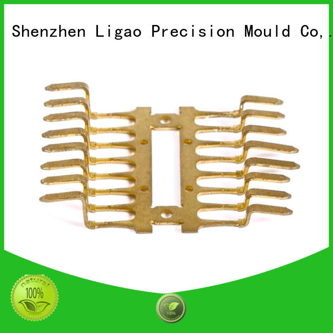 Ligao Wholesale precision metal stamping company for shield case