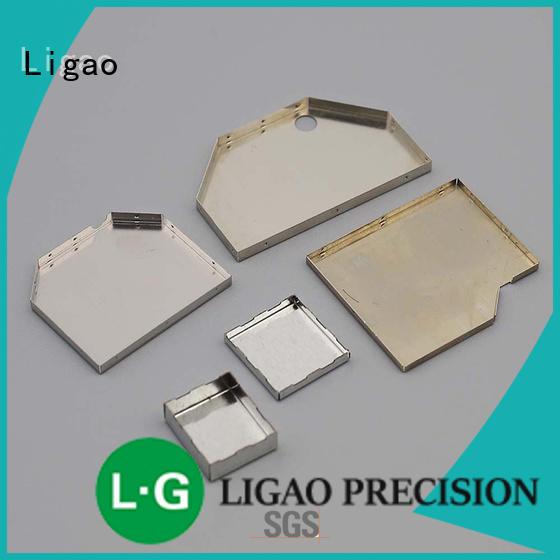 Ligao custom progressive stamping manufacturer for shield case