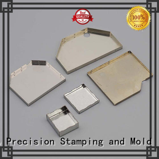 Ligao brass stamping parts Suppliers for equipment