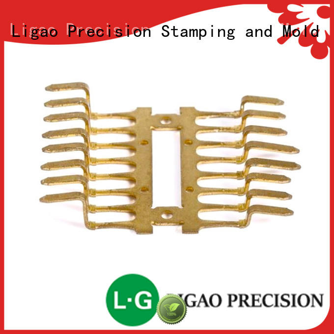 Ligao Best stamping parts manufacturer factory for shield cap