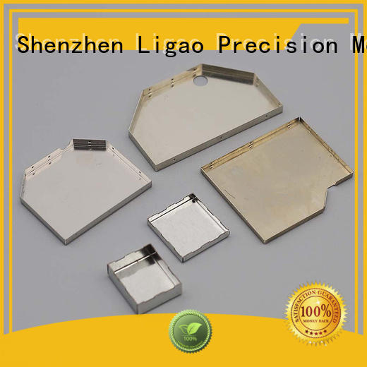 Ligao connector production metal stamping Supply for equipment