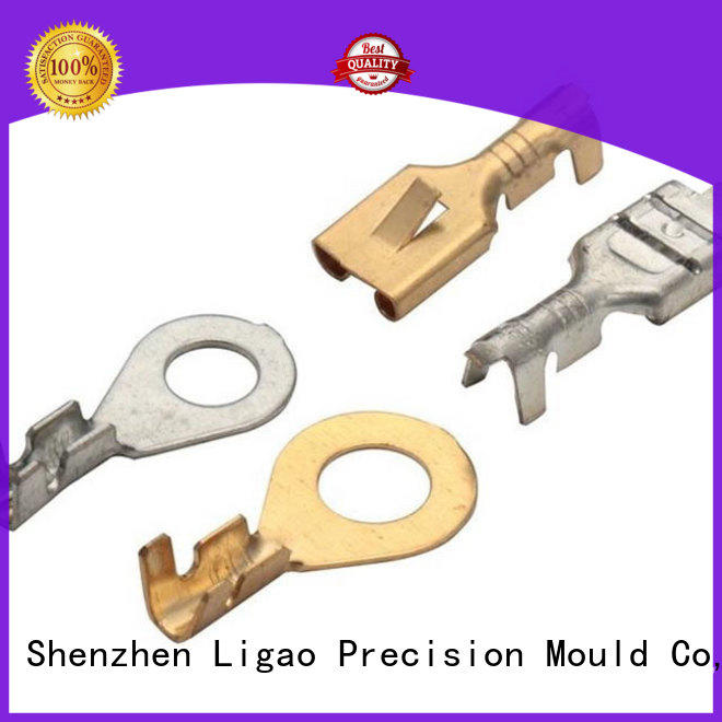 Top stamping products copper manufacturers for shield cap