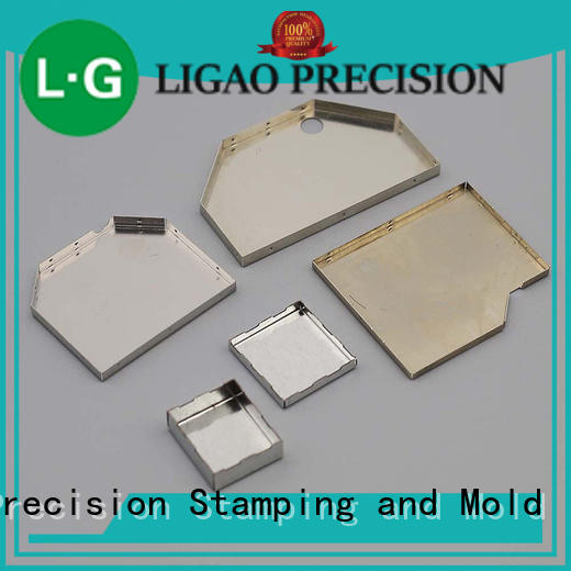 excellent automotive metal stamping wholesale for shield cap Ligao
