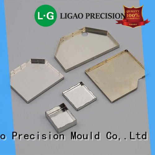 Ligao Top metal stamping techniques Suppliers for shield cap