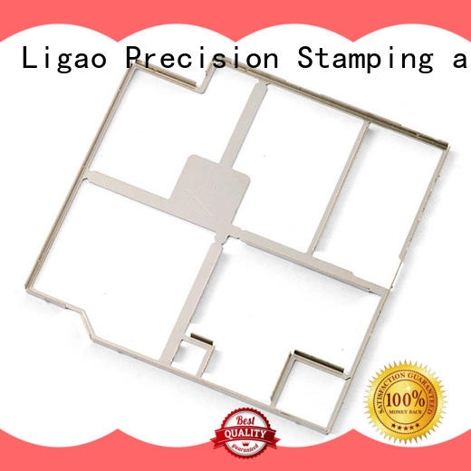 Ligao terminals accurate metal stamping Suppliers for equipment
