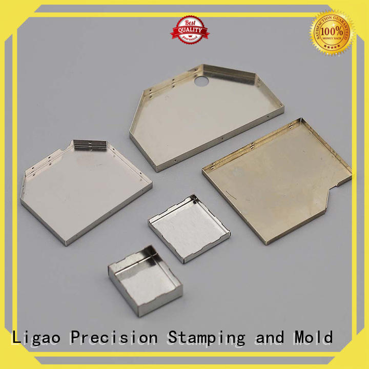 Ligao beryllium progressive die stamping supplier for equipment