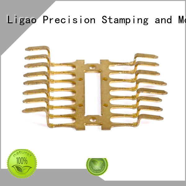 Ligao excellent precision metal stamping different for screening can