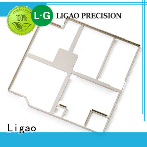 Ligao Custom metal stamping plates Supply for shield case