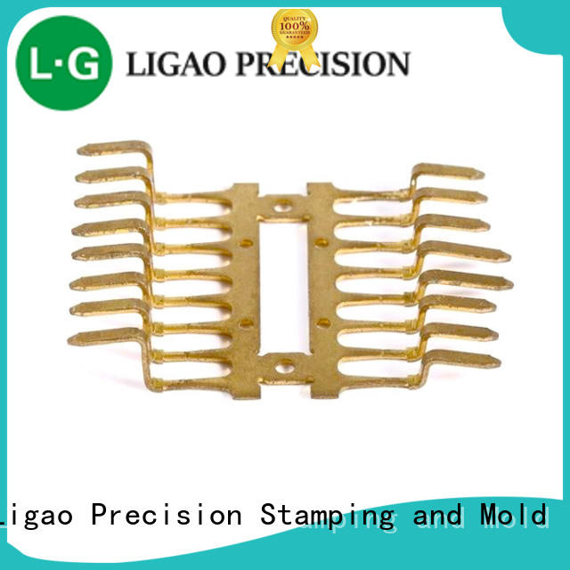 Ligao torsion progressive stamping with advanced technology for equipment