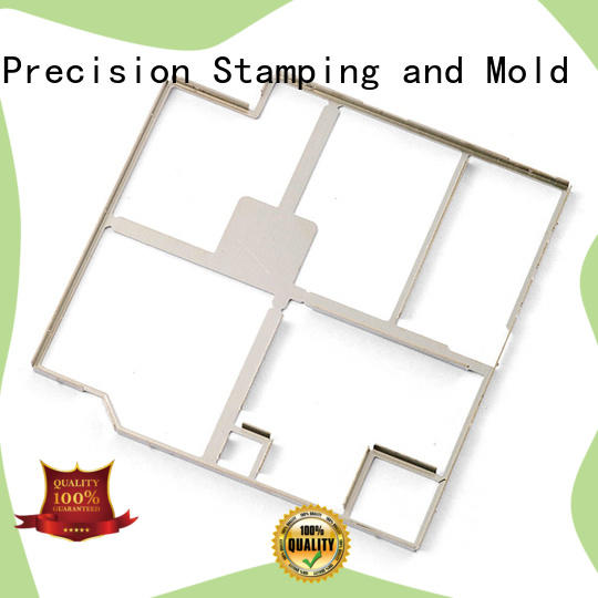 Ligao scientific stamping mould with advanced technology for shield cap