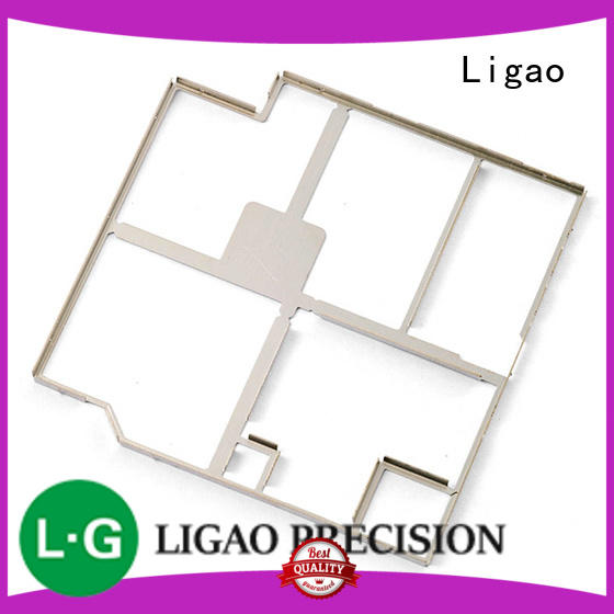 Ligao stainless quality metal stamping Suppliers for shield cap