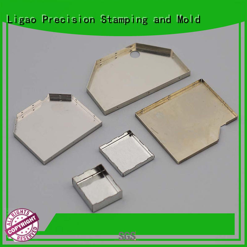 Ligao High-quality metal stamping parts manufacturers Suppliers for shield case