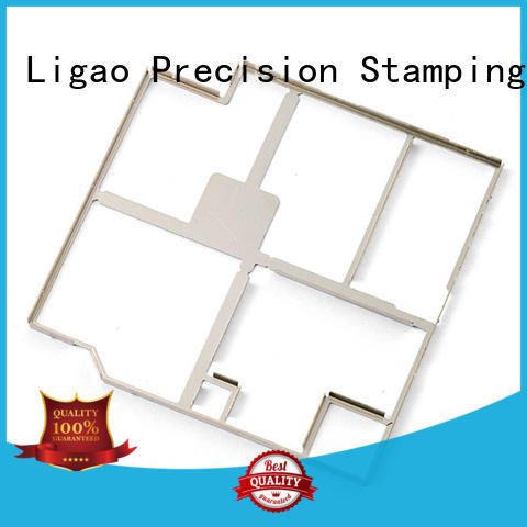 Ligao products stamping companies factory for shield cap