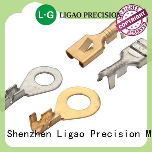 Ligao caps metal stamping die design wholesale for shield case