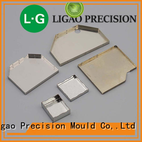 Ligao custom metal stamping dies wholesale for shield case