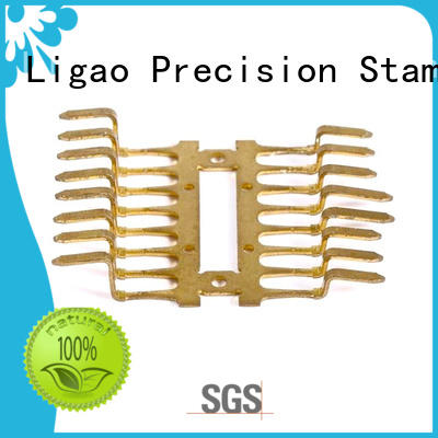Ligao Top custom metal stamping blanks factory for screening can