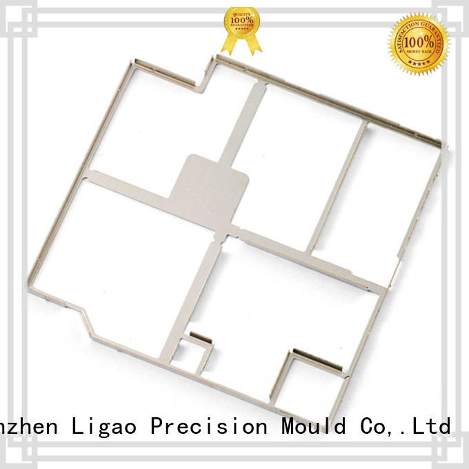 metal stamping die design canshield for shield cap Ligao