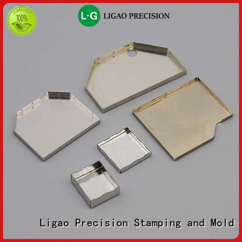 Latest custom metal stamping die metal Supply for shield cap