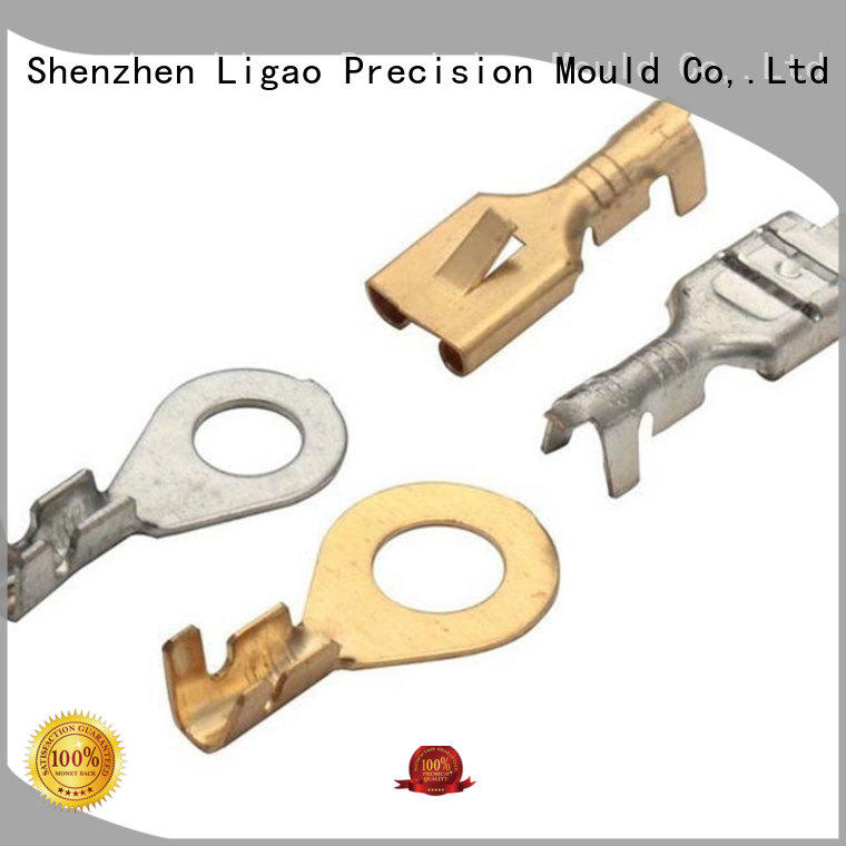 screening metal stamping china wholesale for shield cap Ligao