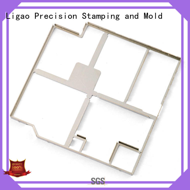 High-quality stamping parts case manufacturers for shield cap
