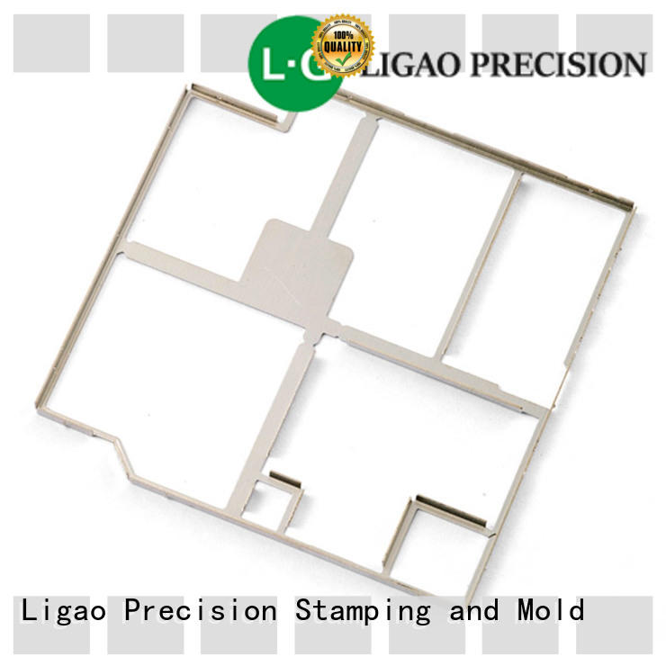 Ligao stamping metal stamping process Suppliers for shield case