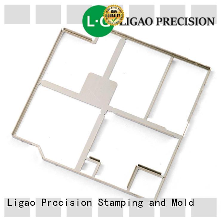 Custom metal stamping manufacturers stamping Supply for shield cap