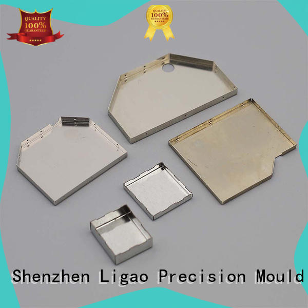 scientific precision die and stamping manufacturer for screening can