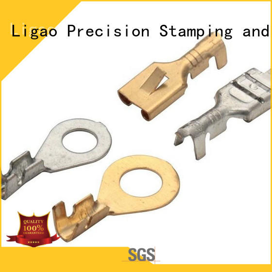 Ligao punching stamping products Supply for shield case