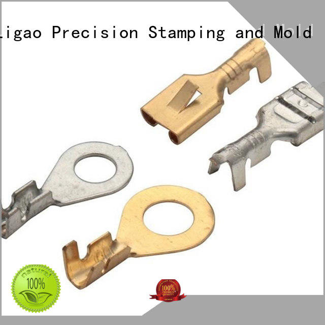 Ligao shrapnel automotive stamping wholesale for shield cap