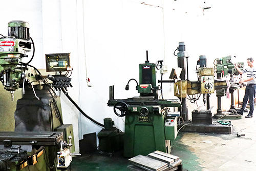 LiGao Precision Mould Manufacturing Process