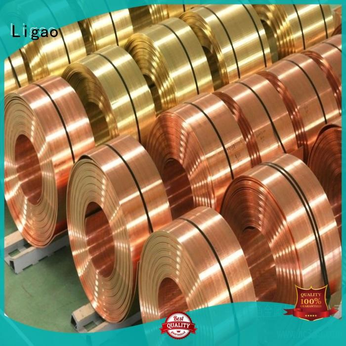 Ligao High-quality quality metal stamping factory for screening can
