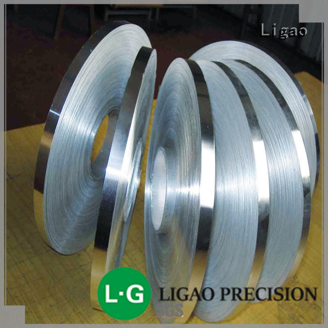 Ligao shrapnel metal pressing companies factory for equipment