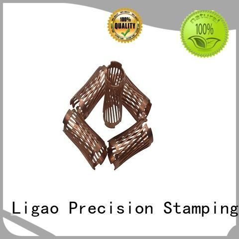 Ligao homeaccessories metal stamping manufacturers factory for equipment