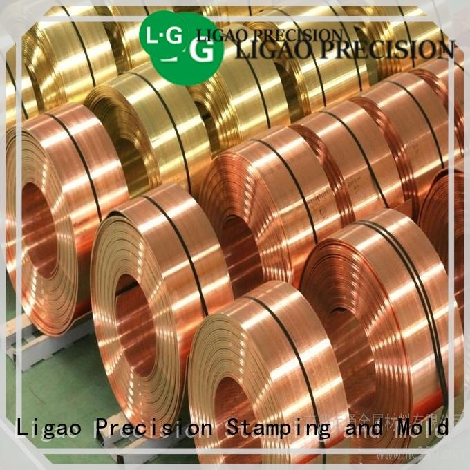 Ligao Wholesale stamping products company for equipment