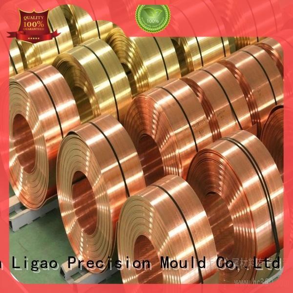 Ligao shell stamping die design manufacturer for shield case