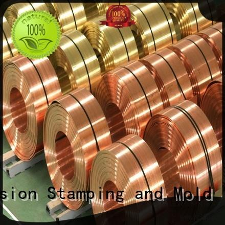 Ligao excellent accurate metal stamping products for equipment