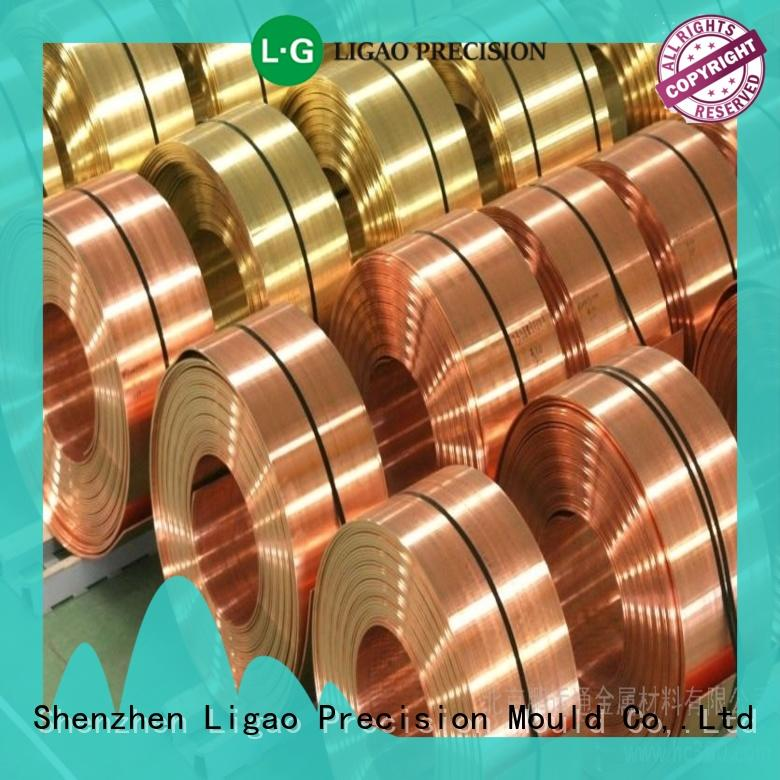 Ligao Custom wholesale metal stamping supplies Suppliers for equipment